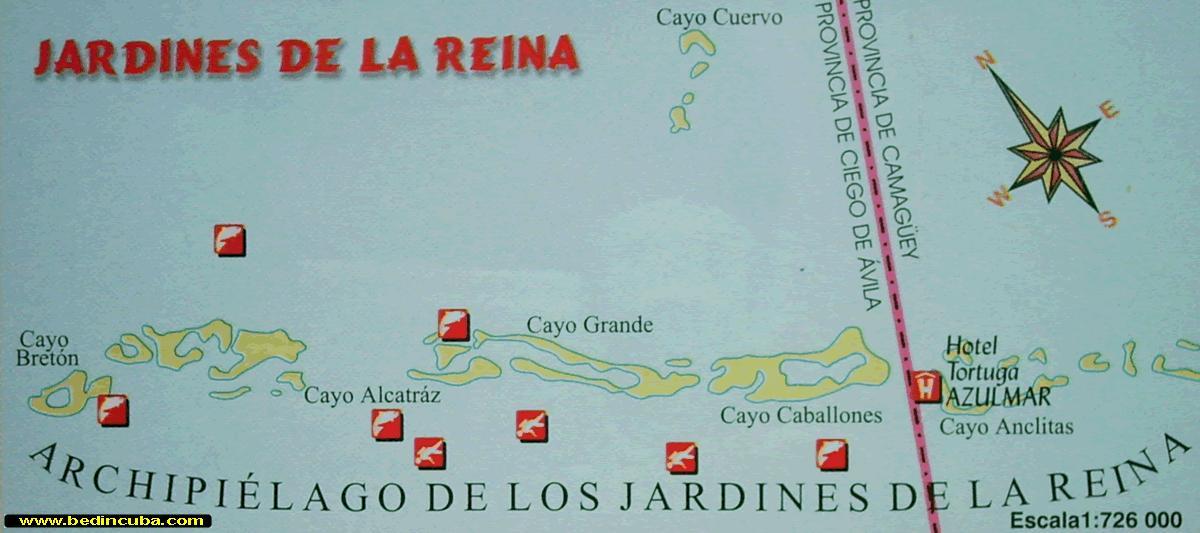 Lugares de buceo mundialmente famosos google maps 41535 for Letras gijon jardines de la reina