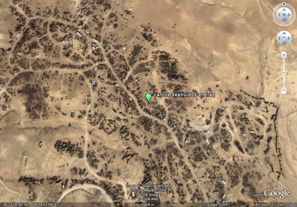 Baghdad Map Google Earth