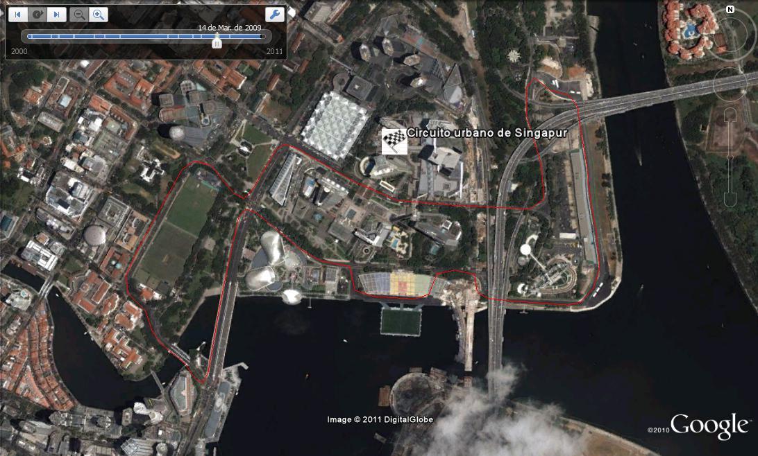 Circuito Callejero De Marina Bay : Opiniones de circuito urbano marina bay