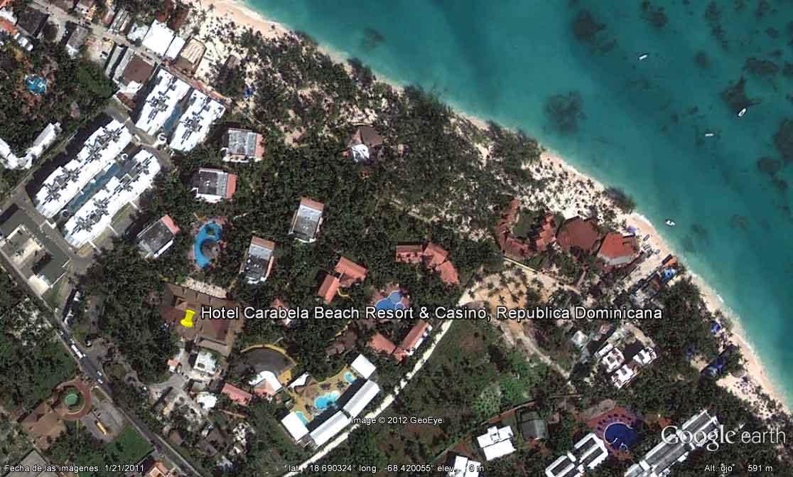 Готель karabela Beach Resort і казино в Домініканській Республіці Ресторан, казино pharaon