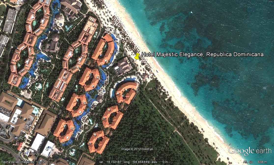 foros hotel majestic: