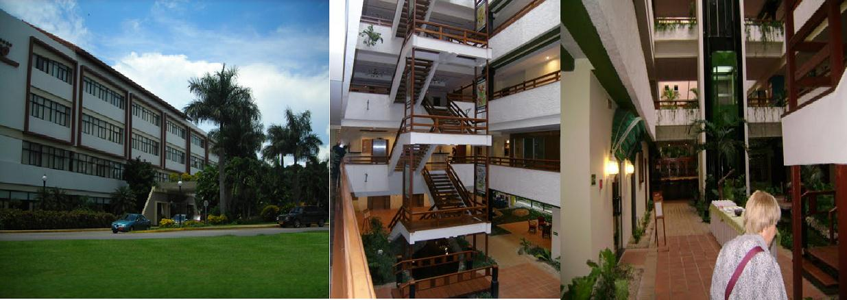 habana hotel palco: