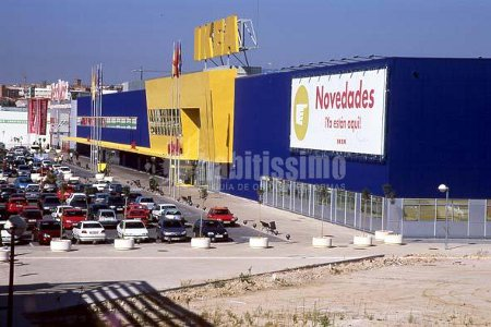 Ikea san sebastian de los reyes madrid google maps - Muebles en san sebastian de los reyes ...