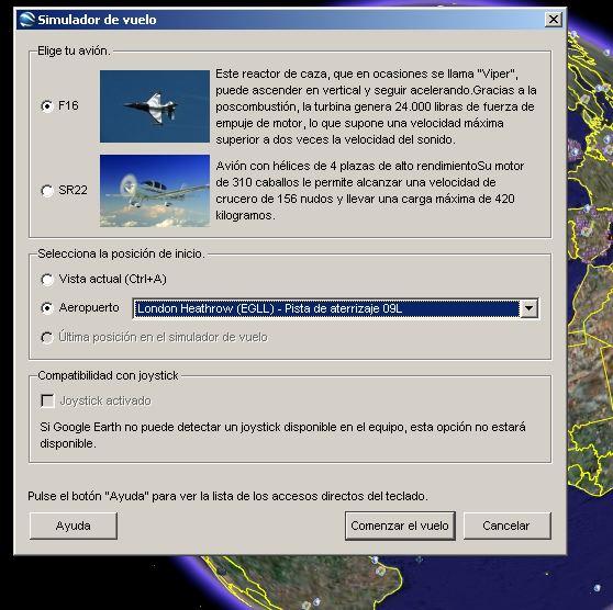 Google Earth Plus 5.0 Version Original [Todos los Idiomas]