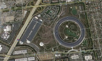 Edificio Apple Campus 2 (Apple Park...