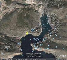 Base secreta subterranea de submarinos en Balaklava- Ucrania - COLECCION DE SUBMARINOS