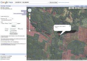 elevation-contours - Google Maps: determinar la altura de marca de posición