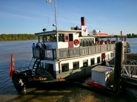 MV Native Paddle Steamer, Canada